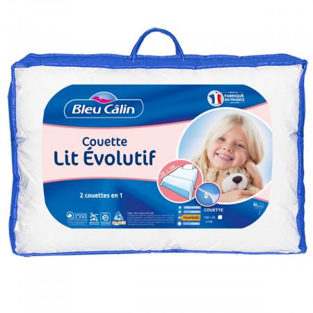 packaging lit couette évolutif