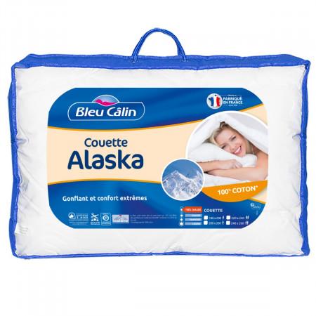 Couette Alaska valise