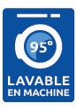 Lavage 95°
